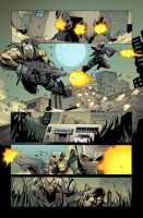 army of two issue 2 by nefar007