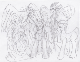 The Five Mothers by Masterweaver