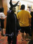 Animefest '12 - Maleficent by TexConChaser