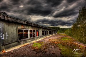 HDR Mill by Nebey