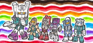 TF: Ducks in a row by CatusSnake