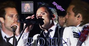 John Cooper - Wallpaper by stasiabv