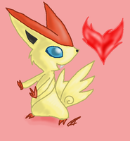 Victini Journal Top by AbyssinChaos