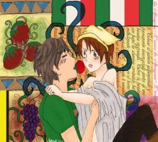 APH - Antonio's Lunch Time by natersal