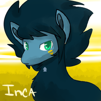 Inca's final form by Mimkage