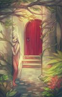 dany and the red door by quislings