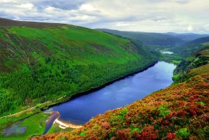 Glendalough by Skylooks