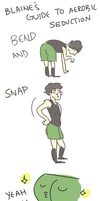 BLAINE ANDERSON'S GUIDE TO AEROBIC SEDUCTION by Randomsplashes