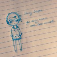 Harry Styles Chibi by Halfbloodprincess27