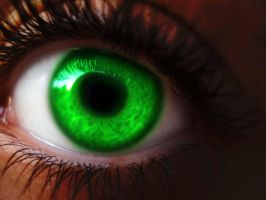 Eye of the Deceiver by Noctissparrow