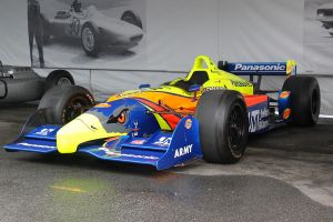 MHMR 10 Eagle 987 Champ Car by Atmosphotography
