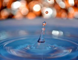 Waterdrop by Caszs