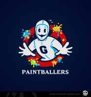 Paintballers by Winter-artwork