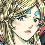 Sorceress Ophale icon by ultimecia