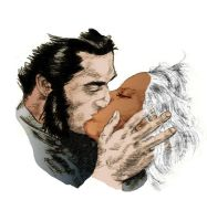 Logan and Ororo by Thrillerbabe2006