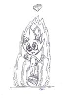 Super Sonic by uhnevermind