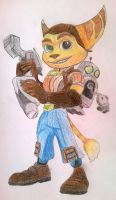 Ratchet and clank by wingednekoX