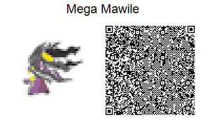 Mega Mawile by toxicsquall