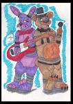 Start up the band by wolfcub