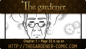 The gardener - CH01P32 by Marc-G