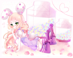 C: Sweet Candy by Rinabell