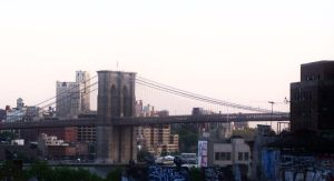 Brooklyn Bridge by MrSubstantial