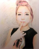 T-ara's Qri (Completed) by SUNKRIS