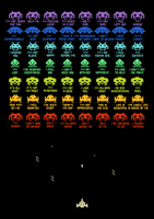 Personal Space Invaders by Ilyich