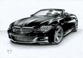 BMW M6 by watracz