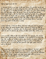 The Accounts of a Demented Mad Woman Page 5 by The-Serene-Mage