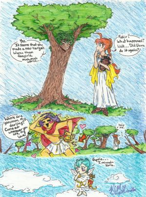 The Tale of Apollo and...Daphne?