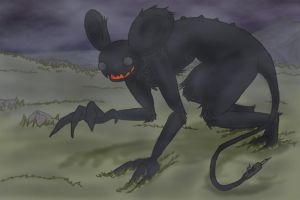 Evil in the Mist by distantShade