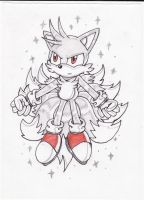 Super Tails by ChaosAngel5
