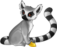 lemur by gabfury