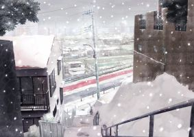 Winter.town by PenName-Kazeno