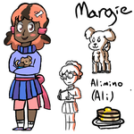 Beachsona: Margie Cooper by KiwiCake444