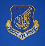 Pacific Air Forces Patch by F16CrewChief