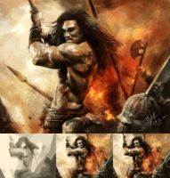 Conan by engkit