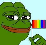 Pepe The Frog Gay Marriage by ElegyofRandomness