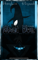 MLP : Magic Duel - Movie Poster by pims1978
