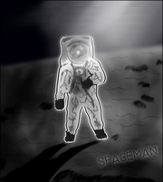 Spaceman by eugenio1