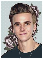 Joe Sugg by DraconaMalfoy
