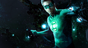 Green Lantern by Stealth14