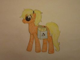 Annabeth Chase MLP Style by theWeaverofTales