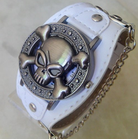 White Pirate Watch by LypticDesigns