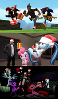 Shadow's Christmas Crunch- Part 4 by TIShadster