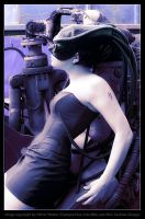 IF machines WERE female IV by fantasiox