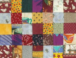 Quilt Pattern by GreenEyezz-stock