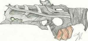 The Mark Of Oryx Exotic Scout Rifle by Chigiri16