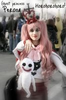 Perona from One piece by LadyLessienFelagund